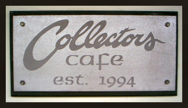 COLLECTORS CAFE: (843) 449-9370